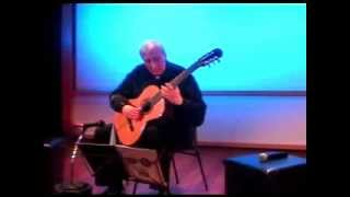 Agustín Barrios - Luz mala . Guitarra: César Amaro