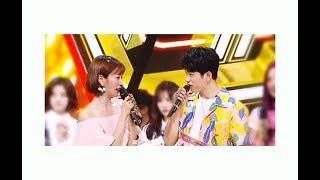 | 한여름밤의 꿀 | GOT7 Jinyoung & Apink Bomi ♡ #JinMi  #GOTPink