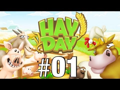 Let's Play: Hay Day - Part 1