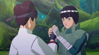 Rock Lee x Tenten Scene - Naruto Shippuden: Ultimate Ninja Storm 4 [LeeTen]