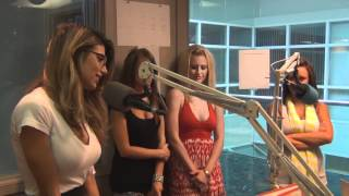 Foot Fetish Friday on The ITD Morning After - The ladies of DB's & Ashley Salazar