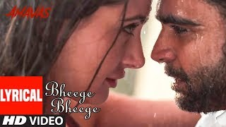 Lyrical: Bheege Bheege Video   AMAVAS    Sachiin J Joshi & Nargis Fakhri    Ankit Tiwari