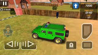 Police Drift Car Driving Simulator (Special Police Hummer) #2 Android GamePlay FHD