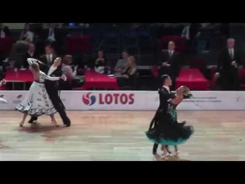 Costa Relha Joao Carlos & Ciesielska Alicja, WDSF 2016 Baltic Cup, Viennese Waltz