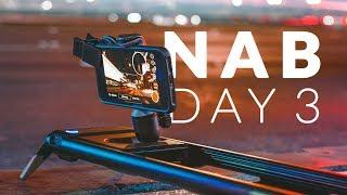 NAB 2018 | Day 3 VLOG