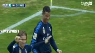 اهداف مباراة  ريال مدريد وسيلنا فيغو 3-1 [2015/10/24] تعليق عصام الشوالي [HD]