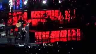 Luis Miguel - Tour 2014 - Labios De Miel - Santiago, Chile