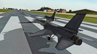 F18 Carrier Landing 2 iPhone/iPad GamePlay (Released: Jul 12, 2014)