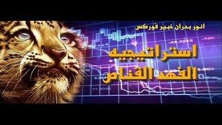 فوركس | أستراتيجيه الفهد القناص الجزء الاول