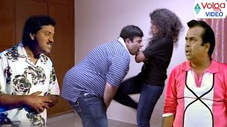 Non Stop Hilarious Comedy Scenes ||  Latest Telugu Movies Comedy Scenes | Volga Videos | 2017