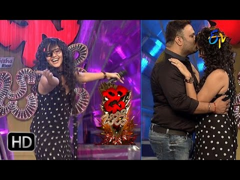 Dhee Jodi | Anasuya Bharadwaj & Susank Bharadwaj | Intro | 14th December 2016 | ETV Telugu