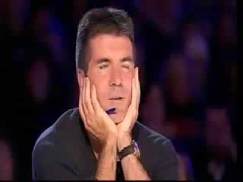 Susan Boyle Owns Simon Cowell High Quality