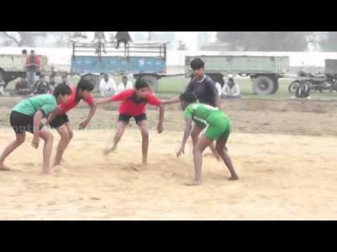 FreeStyle Girls Kabaddi Tournament Match 01 - Full Match