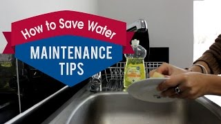 10 water saving tips for the workplace - Take care of the planet