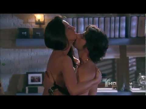 Más Sabe el Diablo Jencarlos Canela y Gaby Espino hacen el amor Telemundo