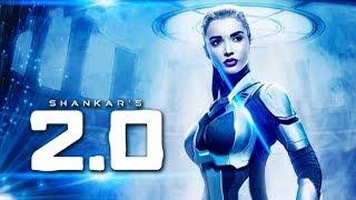2.0 Amy Jackson First Look Revealed | Hot Tamil Cinema News | Rajinikanth Movie