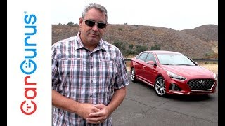2018 Hyundai Sonata | CarGurus Test Drive Review