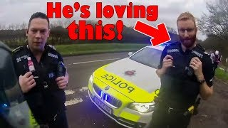 COPS AND BIKERS DON'T GET ALONG | POLICE vs MOTO | [Episode 64 ]