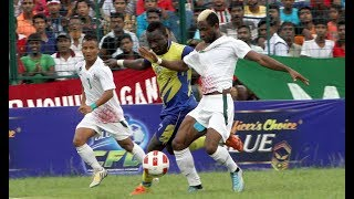 Find out how Chima Okorie and Shah Rukh Khan were involved in the Mohun Bagan celebration