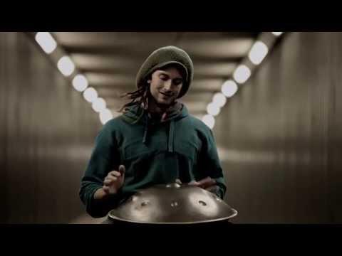 Xxx Mp4 Solo Hang Drum In A Tunnel Daniel Waples Hang In Balance London England HD 3gp Sex