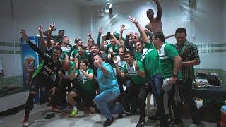Bastidores Classificação Copa do Brasil - Coritiba 1x1 Goiás - #NadaPodeAbalar