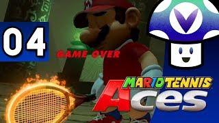 [Vinesauce] Vinny - Mario Tennis Aces (part 4)