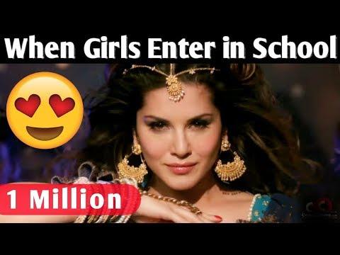 Xxx Mp4 Girls VS Boys Random Situations On Bollywood Style Bollywood Song Vine 3gp Sex