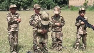 Kids Best  Army MAIN NE JANMA HAI TUJH KO By A K Learning School System JAOUN RAZA KPT   YouTube