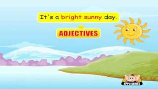 English Grammar - Learn Adjectives