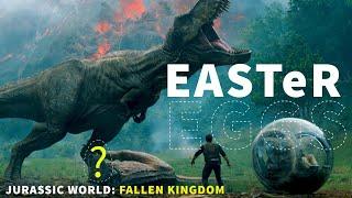 Jurassic World: Fallen Kingdom Easter Eggs & Fun Facts   Rotten Tomatoes