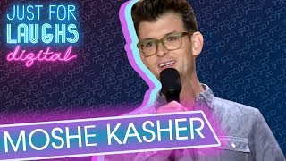 Moshe Kasher Stand Up - 2013