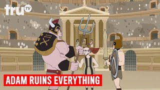 Adam Ruins Everything - The Roman Gladiatorial Rule Book | truTV