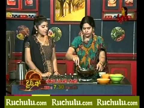 Ruchulu.com - Sajja Laddu