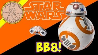 Star Wars ‑ Hero Droid BB‑8 ‑ Fully Interactive Droid Toy Review
