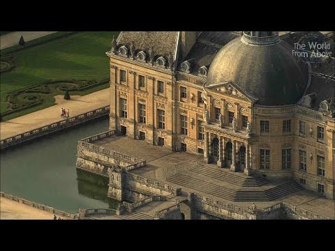 France From Above HD High Definition Views of the Chateaux de la Loire