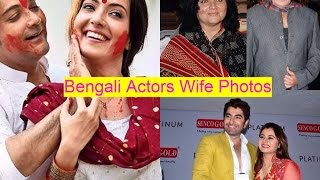 Bengali Actors Wife Photos - Jeet -Prosenjit - Mithun - Jisu & Sohom Wife Photo
