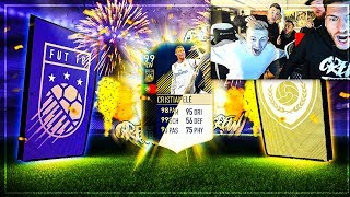 FIFA 18: Best Of TEAM of the YEAR CREW PACK OPENING 🔥 Nächste ICON im PACK 😱