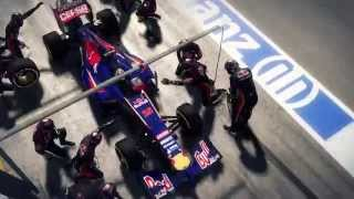 F1 2014 First Trailer - Formula One 2014 on Xbox 360, PS3 and PC