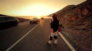 Endless Roads 1 - Yellow Horizons (with Longboard Girls Crew)