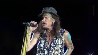 Aerosmith - I don´t want to miss a thing. Chile 2016