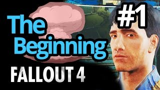 Fallout 4 - #1 - THE CRYOGENIC SLAV