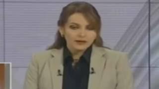 مذيعة التليفزيون المصرى تصف مرسي بـ السيد الرئيس