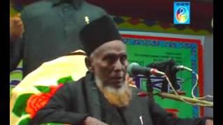Allama gazi akbor ali rezvi sunni al kaderi saheb bangladeshi waz mahfil right in islam.avi-2