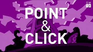 Point and Click Puzzle Design   Game Maker's Toolkit