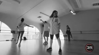 Becky G - Shower Dance Rehearsal (Behind The Scenes)