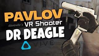 Dr. Deagle - Pavlov VR Multiplayer - Csgo VR