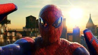 Becoming Spider-Man Scene - The Amazing Spider-Man (2012) Movie CLIP HD
