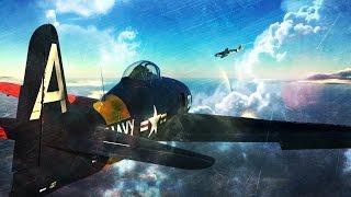 War Thunder ✪F8F-1B Bearcat - Confidence is Key