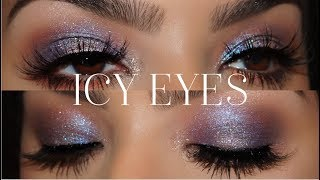 Icy Eyes || Too Faced Pretty Rich Palette