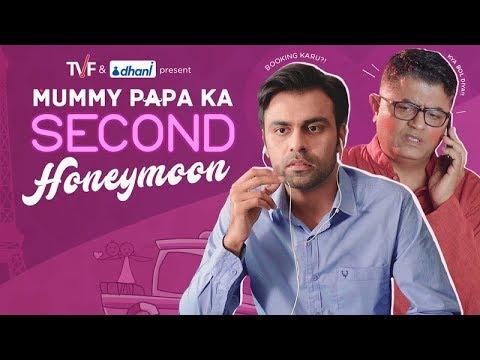 Xxx Mp4 Mummy Papa Ka Second Honeymoon TVF 3gp Sex